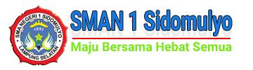 SMAN 1 Sidomulyo