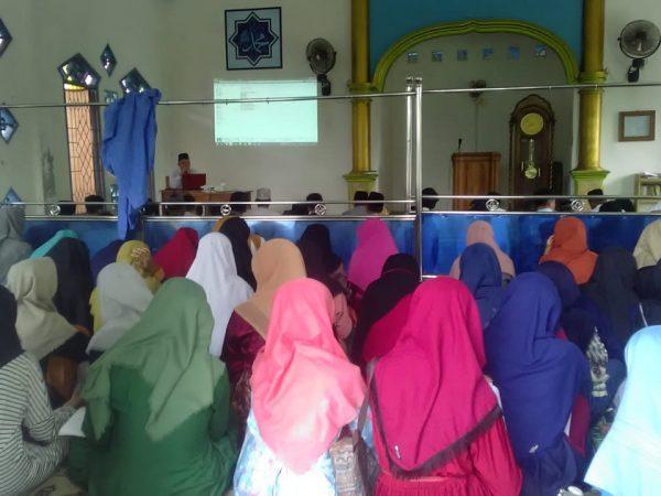 Sambut Ramadhan SMAN 1 Sidomulyo Adakan Pesantren Kilat