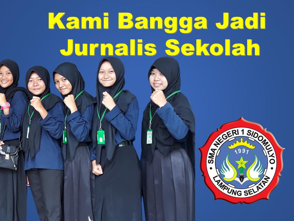 Jurnalis Sekolah SMAN 1 Sidomulyo